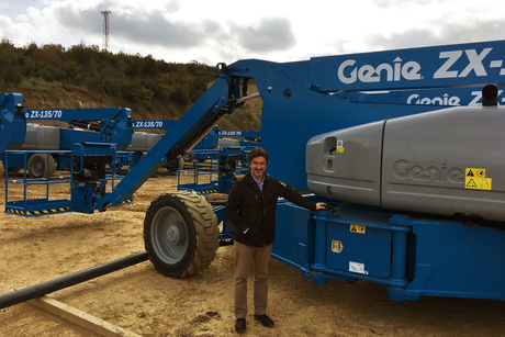Genie appoints region sales manager for Turkey and Caspian