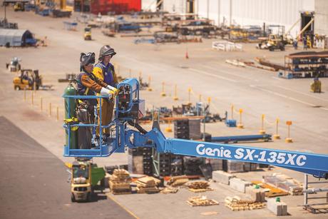 Genie unveils 'Xtra Capacity' range of boom lifts