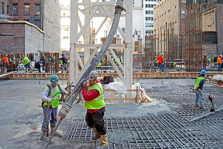 Construction chemical manufacturers are working to support concrete users