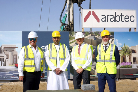 Arabtec to build show villas for Riyadh City housing development