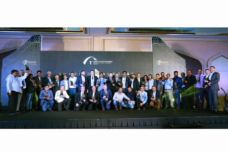 Gyproc announces winners at inaugural Middle East Trophy event