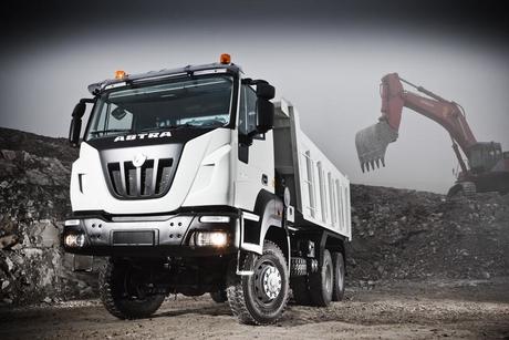 Algeria receives fleet of 131 Astra HD9 trucks