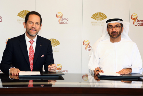 UAE: wasl launches second Mandarin Oriental hotel