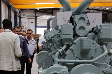 Himoinsa installs 48-hour standby power unit for Algerian water plant