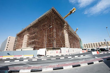 HMC's trauma and emergency expansion due in 2019