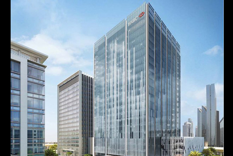 HSBC confirms $250m new Dubai HQ to open next month