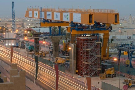 Haulotte provides 150 units for $22bn Riyadh Metro