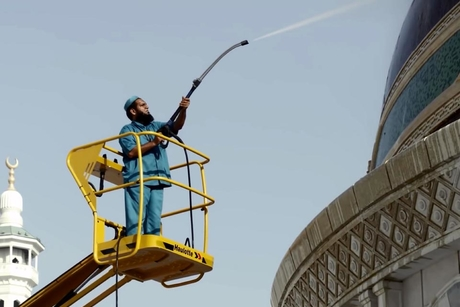 Three tips for equipment rental in GCC's FM sector