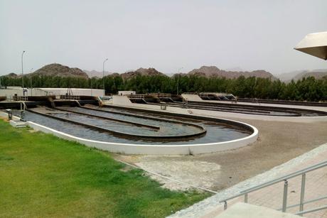 Oman's Nizwa STP to get sand refineries in Q2 2018