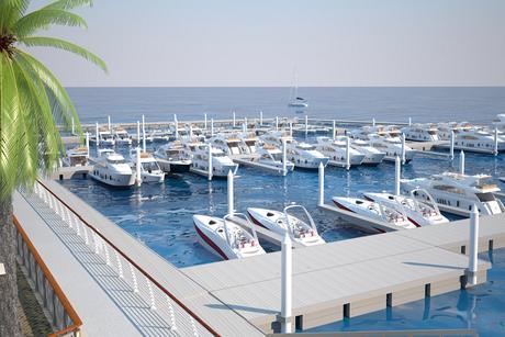 Hidd Al Saadiyat commences marina construction