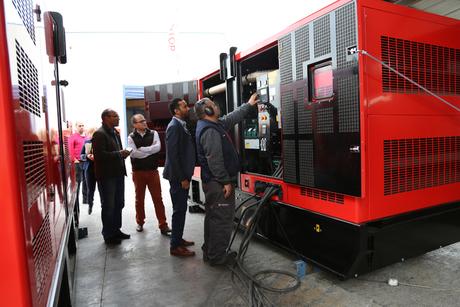 Morocco: CFC Tower buys two Himoinsa gensets