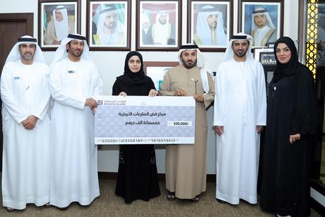 Dubai Land Department receives $136k resolution dispute donation