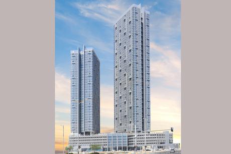Horizon Towers on Abu Dhabi's Reem Island ready for handover