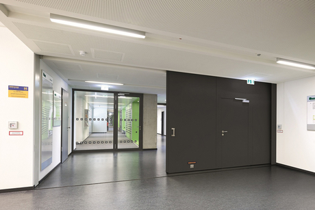 Hormann launches fire- and smoke-tight door line