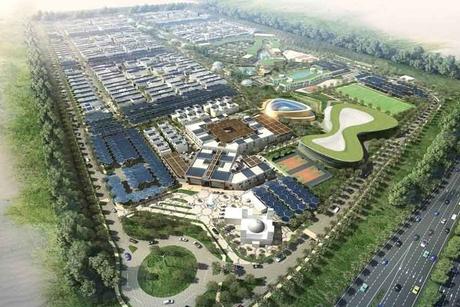 Region's first solar powered hotel breaks ground