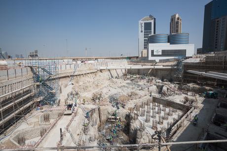 Site visit: Hotel Indigo Dubai Business Bay