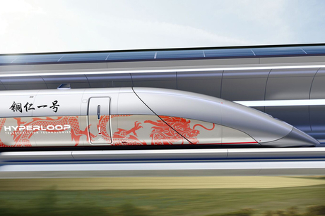 China joins UAE in race to build hyperloop network