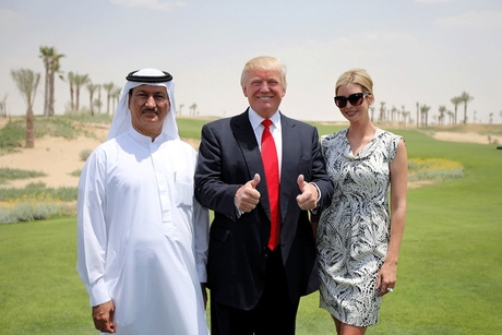 Trump 'turns down' Damac's $2bn deals in Dubai