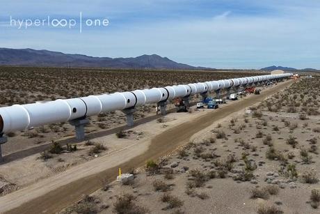 Virgin Group invests in US's Hyperloop One