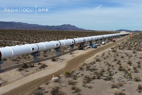 Virgin Group invests in US's Hyperloop One
