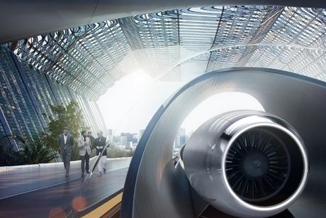 Big 5: Hyperloop TT to discuss future of high-speed transportation
