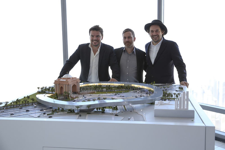 Architects reveal more details about Hyperloop
