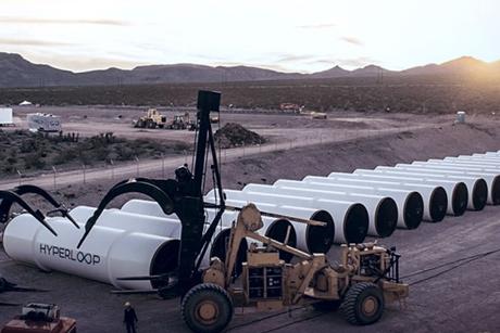 Dubai to build 20km Hyperloop prototype by 2020