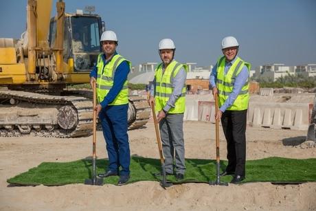 IHG marks ground breaking of sustainable hotel in Dubai