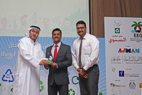 Al Shirawi Group wins waste management award