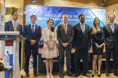 Iveco expands into East Africa with Kenyan partner