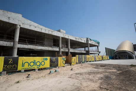 In Pictures: Indigo Sky, Dubai