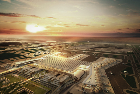 Turkey: Thyssenkrupp wins deal for $24bn airport