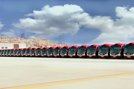 Iveco achieves CNG bus success in Baku