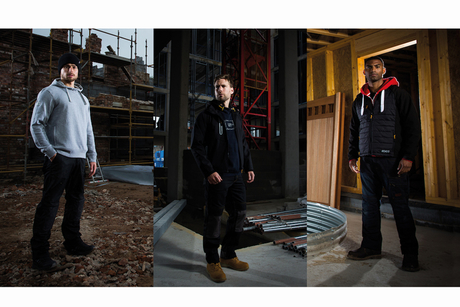 JCB launches workwear for fashion-conscious builders