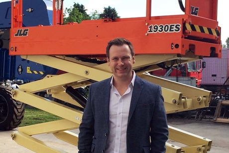 JLG's MacAngus retires; Hume joins as Middle East sales director