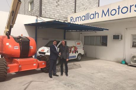 JLG inks Qatar distribution contract with Rumaillah Motors