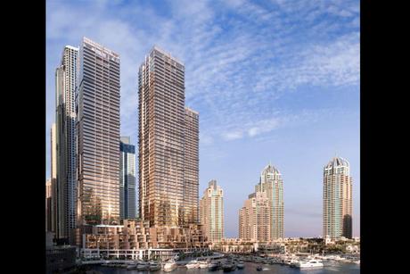 ALEC wins $163m Jumeirah Living Marina Gate deal