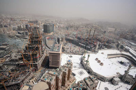 Saudi's Jabal Omar Development gets new CEO
