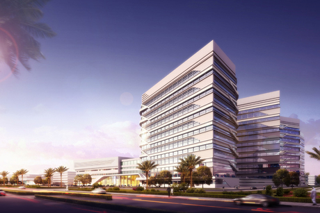 Architecture focus: Kuwait's billion-dollar Jahra Medical City