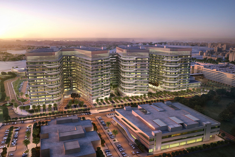 Construction of Kuwait's $1.2bn Jahra Medical City completed