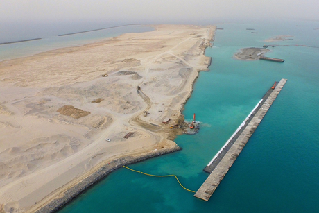 DPA to help upgrade Egyptian port infrastructure