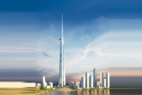 Jeddah Tower reaches 63rd floor as infra works progress