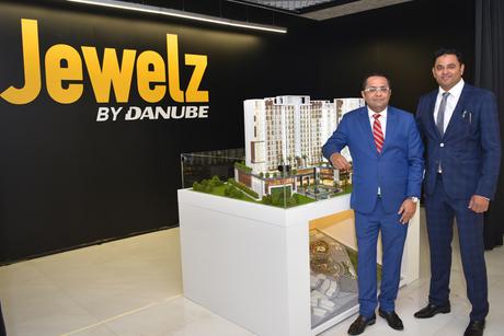 Dubai's Danube to start construction of $81m Jewelz this year