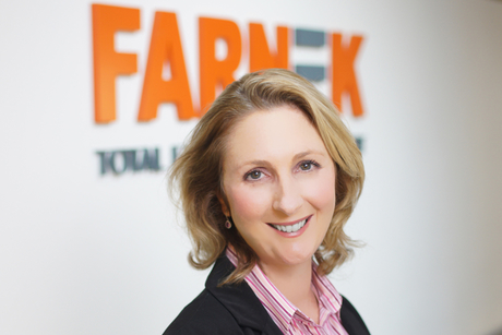 Five minutes with Joanna Spruce, Farnek Services