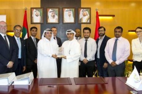 KEO wins major infrastructure contract for Dubai Maritime City