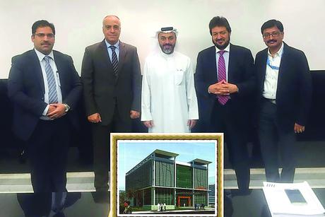 Al Khayarin Group inks Al Markab building contract
