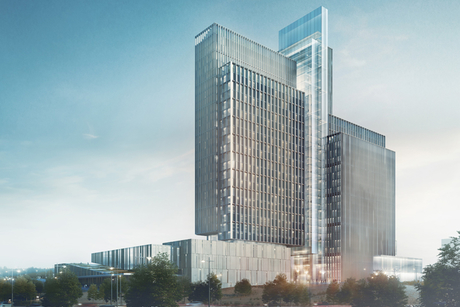 Aecom wins contract for Jordan's King Hussein Medical City expansion