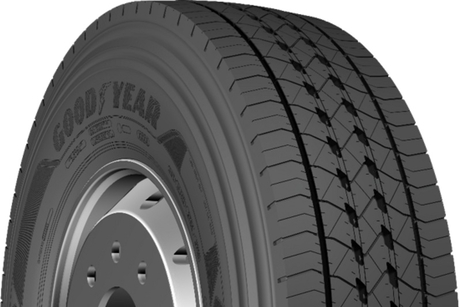 Goodyear launches Kmax Extreme truck tyre line