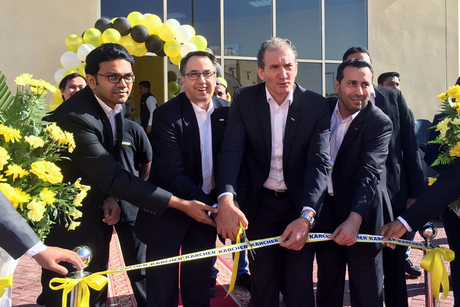 Cleaning tech firm Karcher opens new Dubai store
