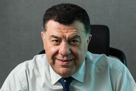 Face to face: Dr Kassem Rahal, Al Rostamani Pegel